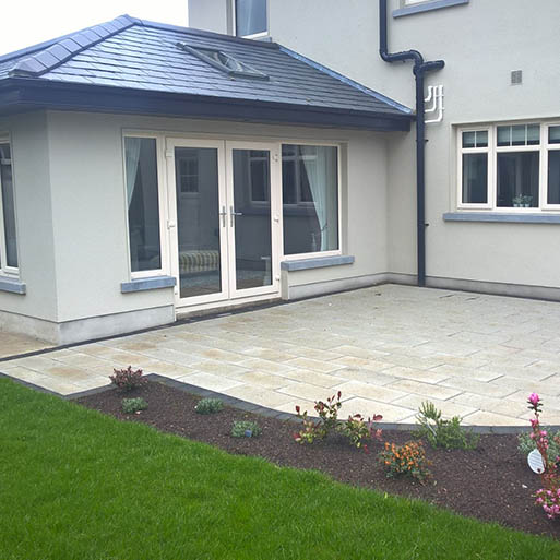 Building a new house or an extension, our team are highly qualified and experienced in all projects.