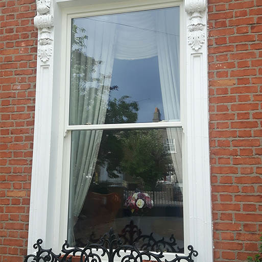 Sash window replacement ireland