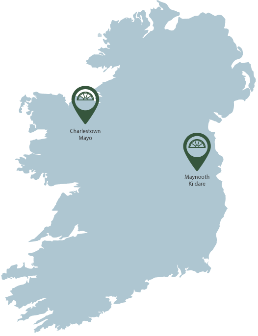 Grady jopinery are based in Charlestown Co.Mayo & Maynooth Co. Kildare