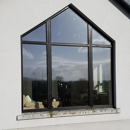 Window designed by grady joinery