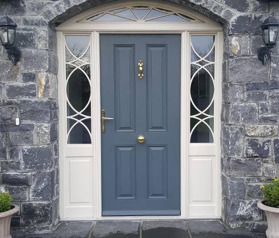 Grady joinery front door supplier
