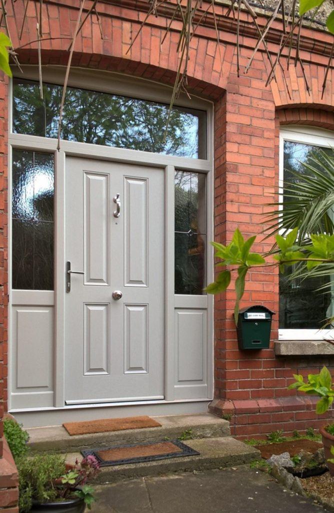 Grady Joinery, Ross Door in Agate Grey
