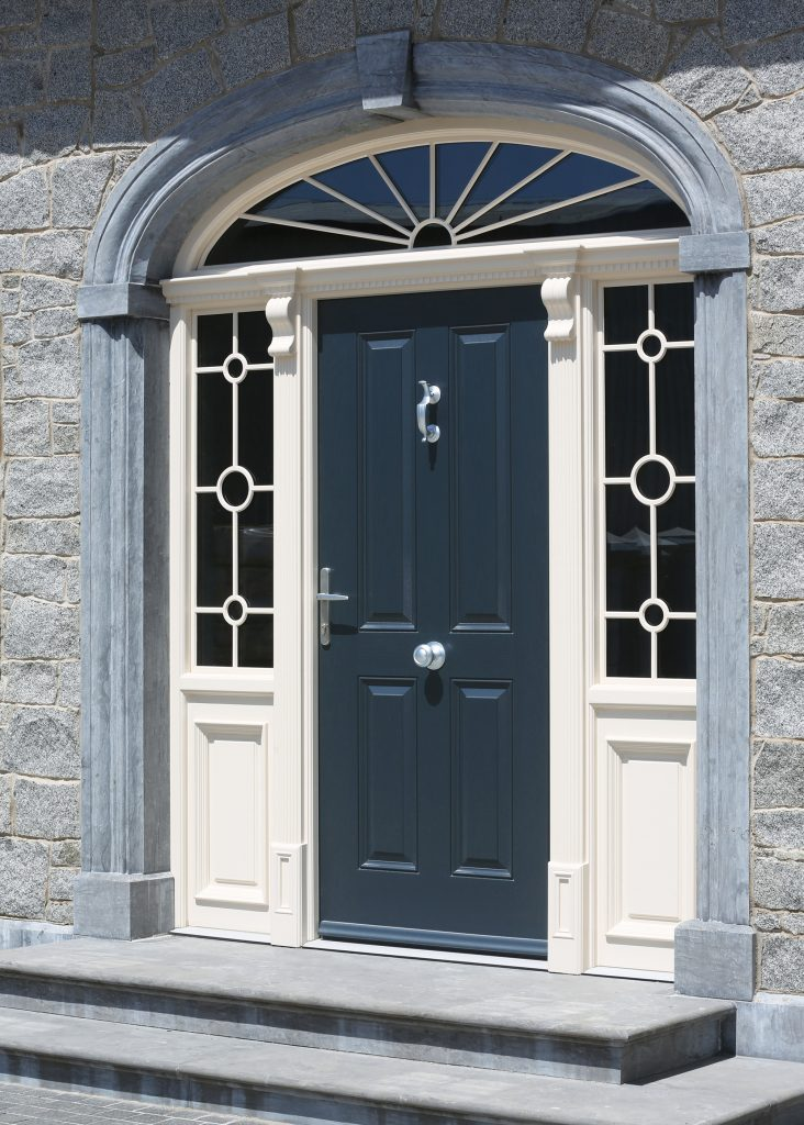 Grady Joinery, Oakley Door in Grey Blue