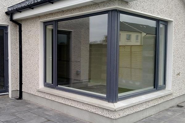 aluminium window by grady joinery