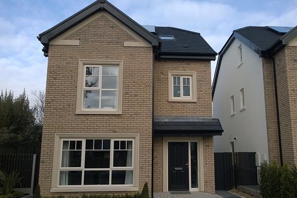 New build windows & doors