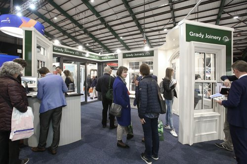Grady Joinery at Spring IDEAL HOME SHOW