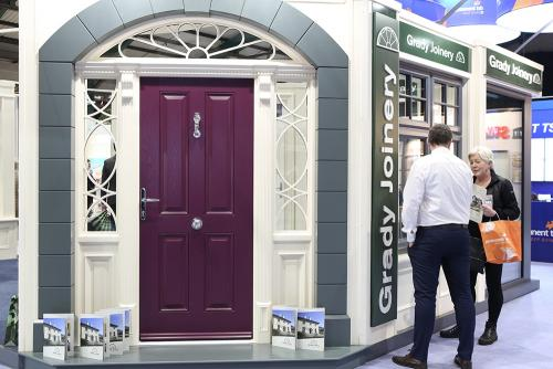 Display Stand Grady Joinery at IDEAL HOME SHOW Dublin 12.04 to 14.04.2019